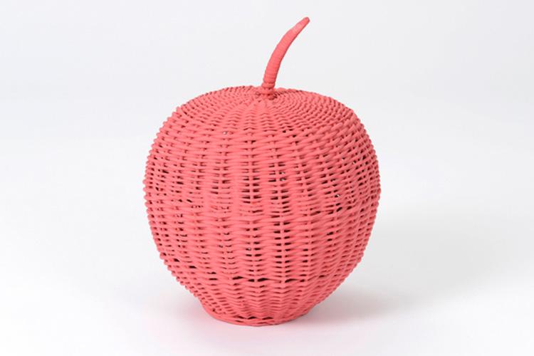 Detalles de decoración. Manzana