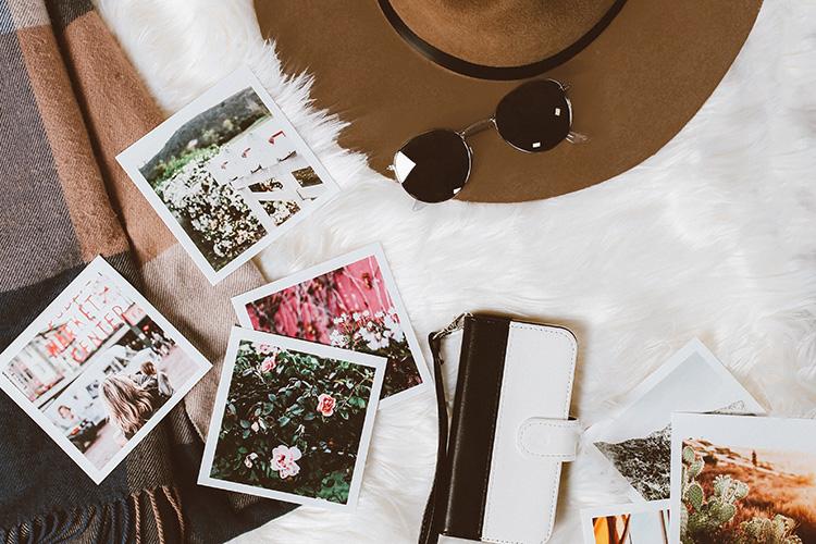 Gafas de sol TOUS. Sombrero, gafas y fotos.