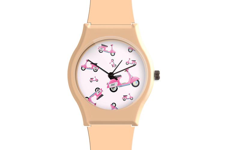 RElojes originales. Reloj correa nude
