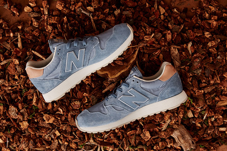 Zapatillas New Balance.