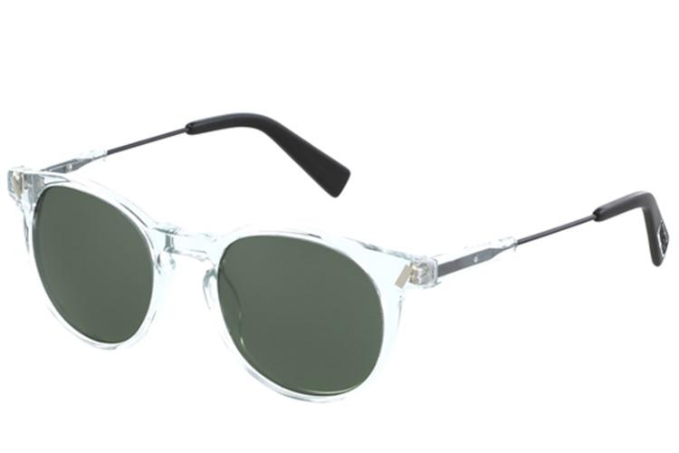 Gafas de sol. Mujer transparentes