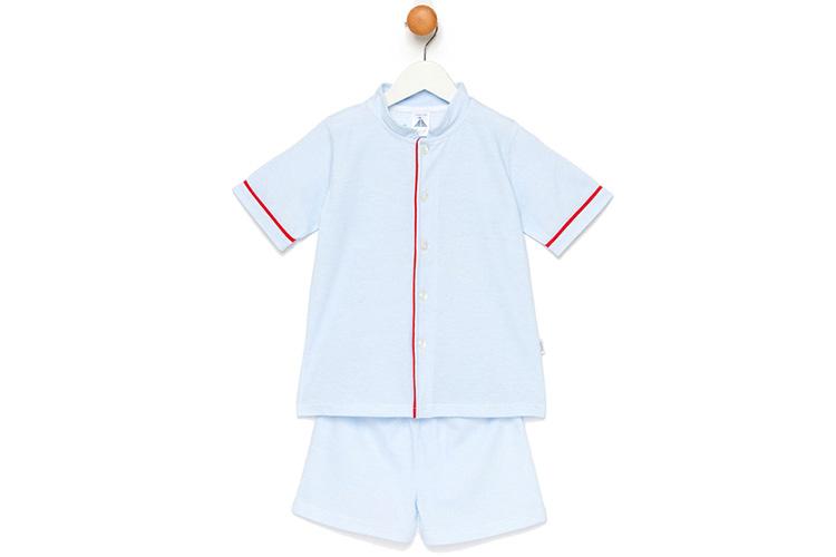 Pijamas para niños. Pijama niño azul
