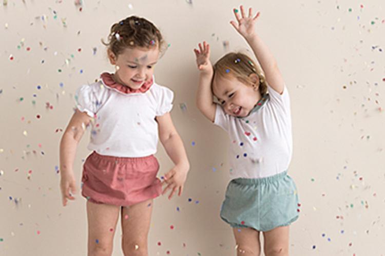 Pijamas para niños. Portada