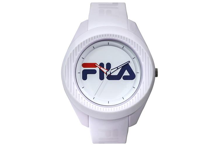 Reloj. Reloj blanco