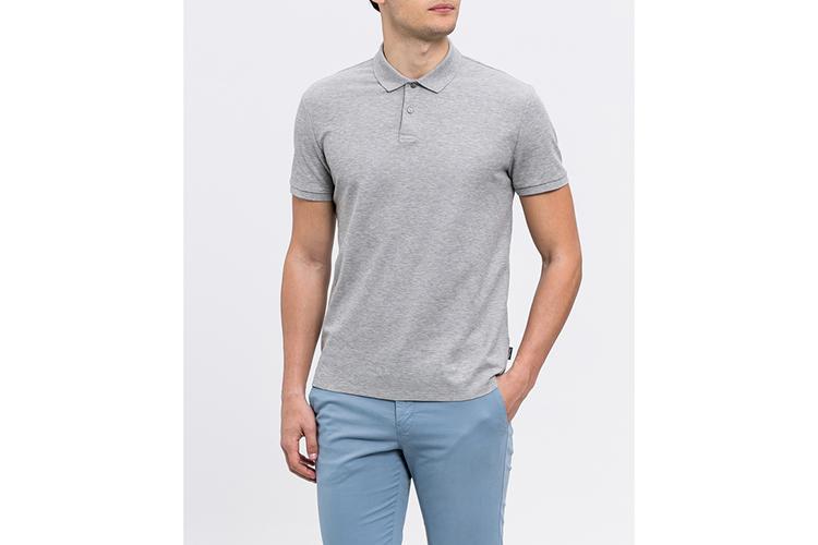 Calvin Klein. Polo gris