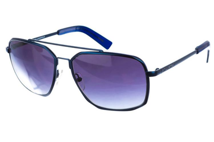 Gafas de primavera. Azules