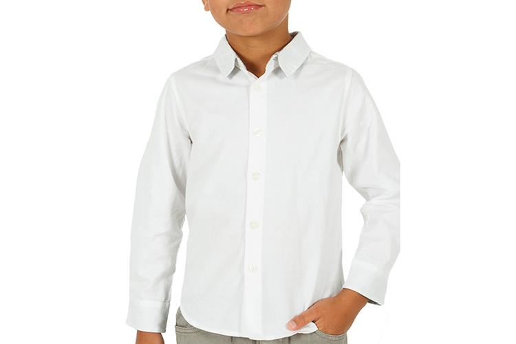 Ropa para niños. Camisa niño
