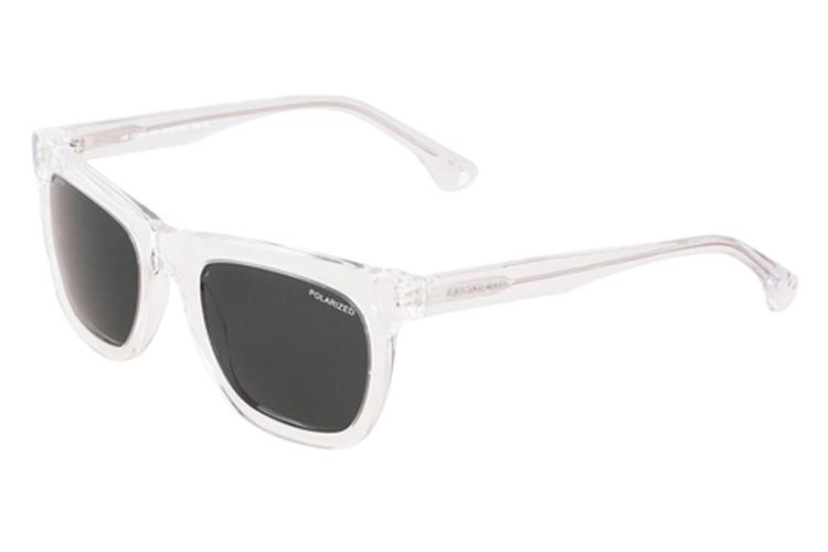 Accesorios. Gafas de sol transparentes