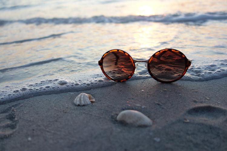 Accesorios. Gafas de sol portada