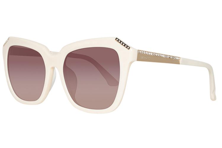 Gafas de sol. Gafas blancas