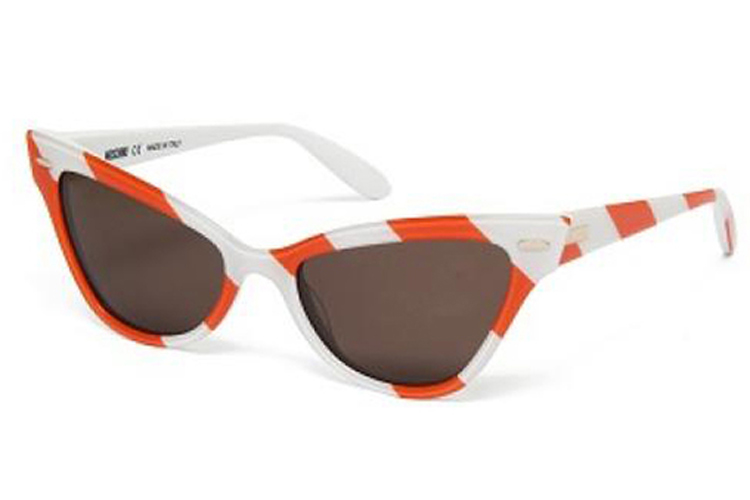 Gafas de sol. Gafas a rayas