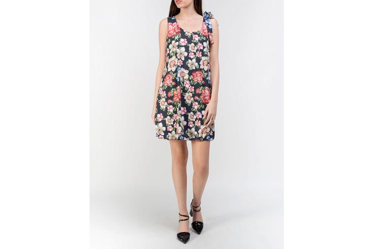 Vestidos de verano. Vestido de flores