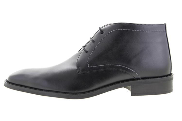 Zapatos de hombre. Botines