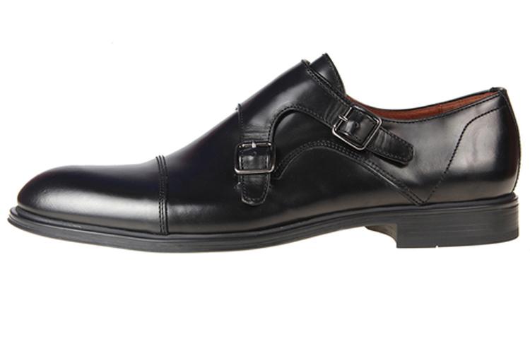 Zapatos de hombre. Zapato Monk