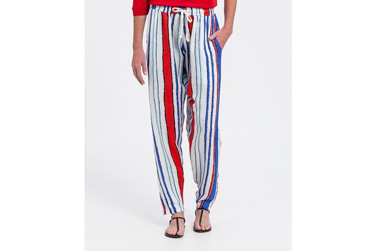 Pantalones para verano. Pantalon fluido