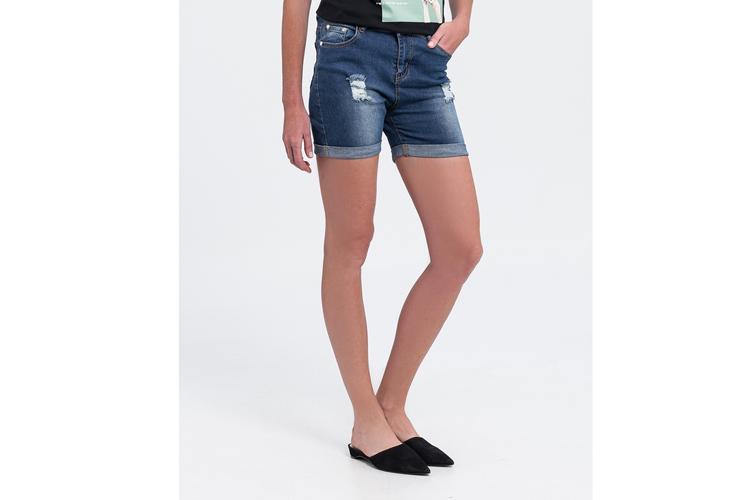 Pantalones para verano. Short vaquero