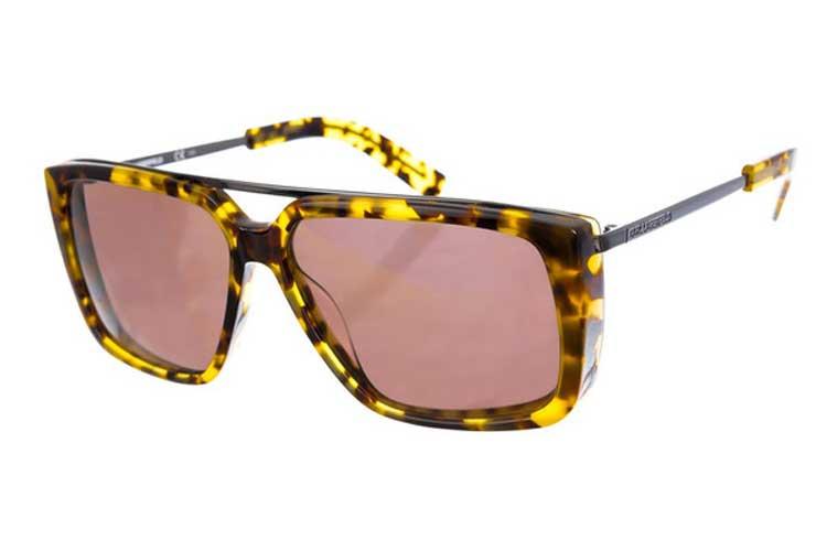 Karl Lagerfeld. Gafas de sol de carey para hombre