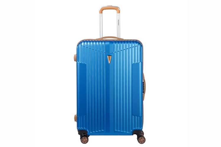 Maletas de viaje. Maleta Mediana azul