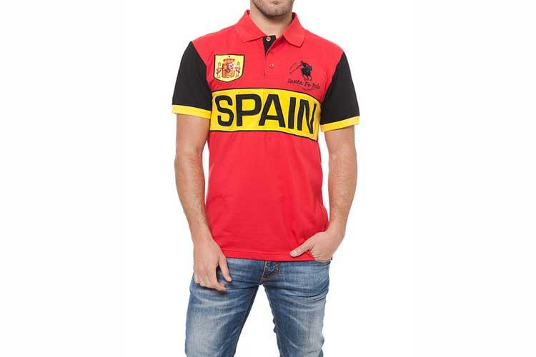 Polos para chico. Polo España