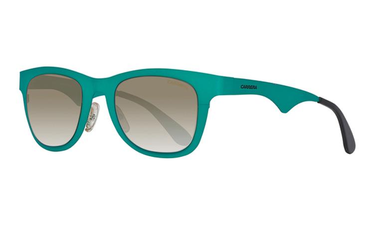 Carrera. Gafas verdes de acetato