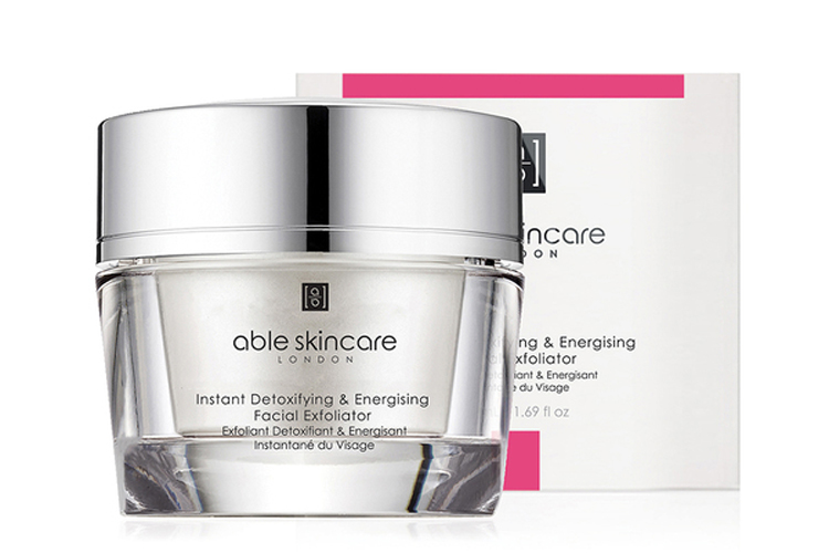 Able Skincare. Exfoliante Facial