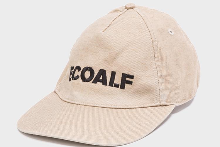 Ecoalf. Gorra beige