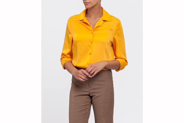 Lasserre. Camisa amarilla