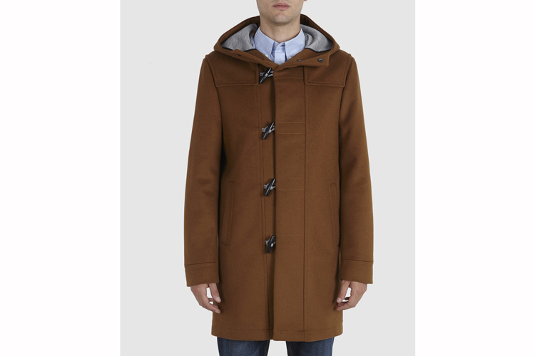 Regalos para hombre. Abrigo marrón