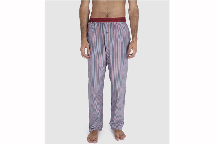 Regalos para hombre. Pantalón de pijama a rayas