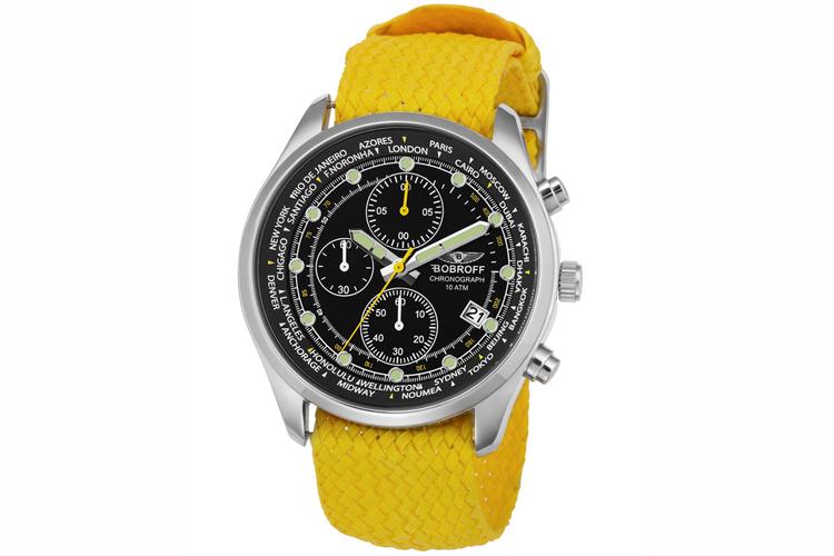 Relojes para chico. Reloj con correa amarilla