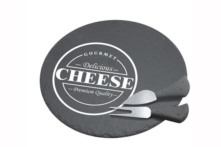 Utensilios de cocina. Tabla de quesos