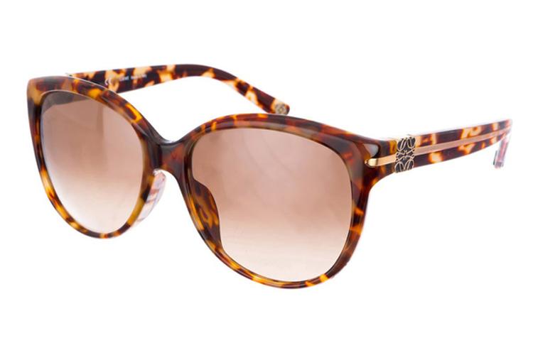 Gafas de sol para invierno. Gafas carey