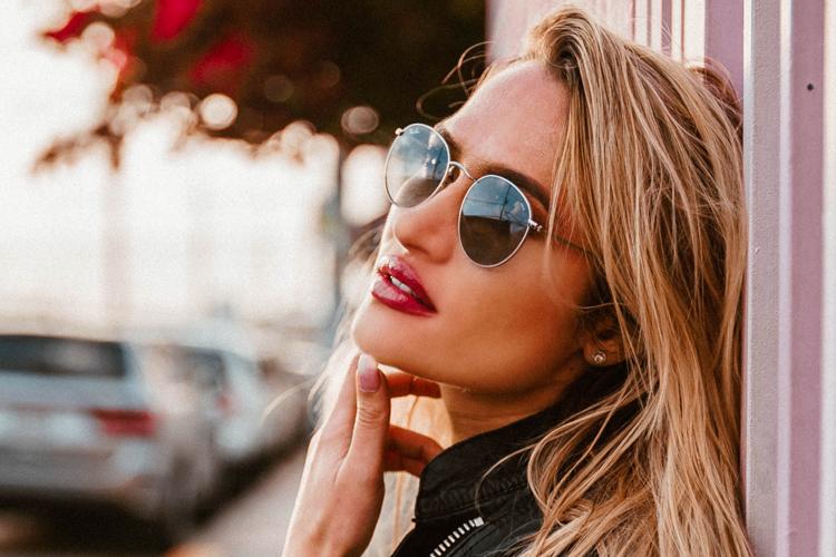 Gafas de sol para invierno. Portada