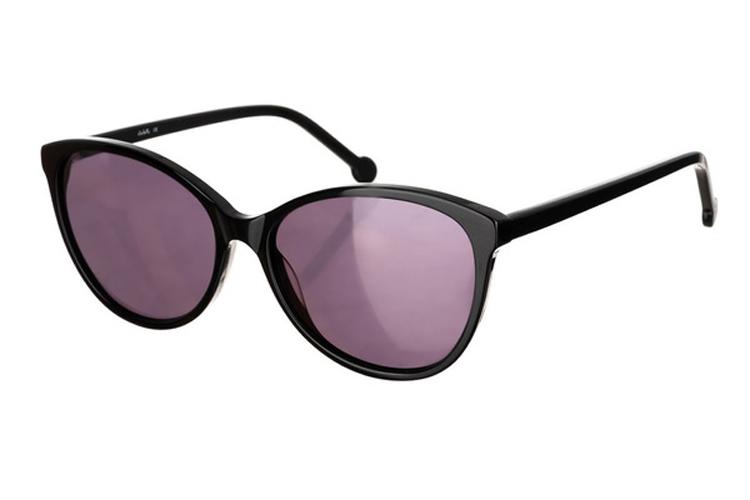 Gafas de sol para invierno. Gafas negras