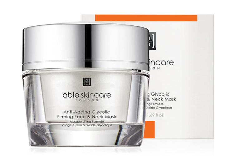 Able Skincare. Mascarilla reafirmante