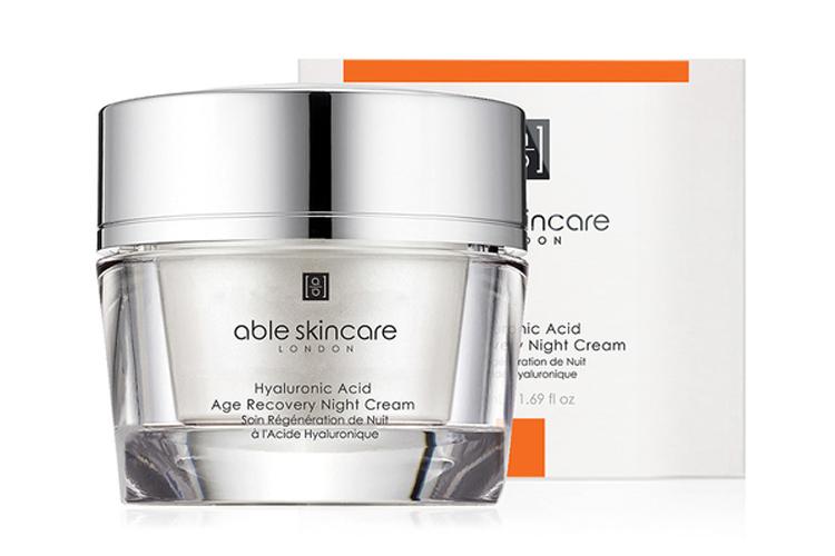Able Skincare. Crema noche antiedad
