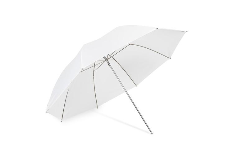 Accesorios de fotografía. Paraguas reflector