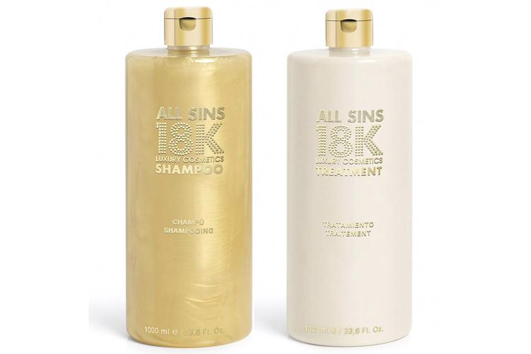 All Sins. Tratamiento para el cabello