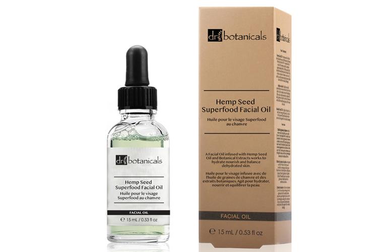 Dr. Botanicals. Aceite facial