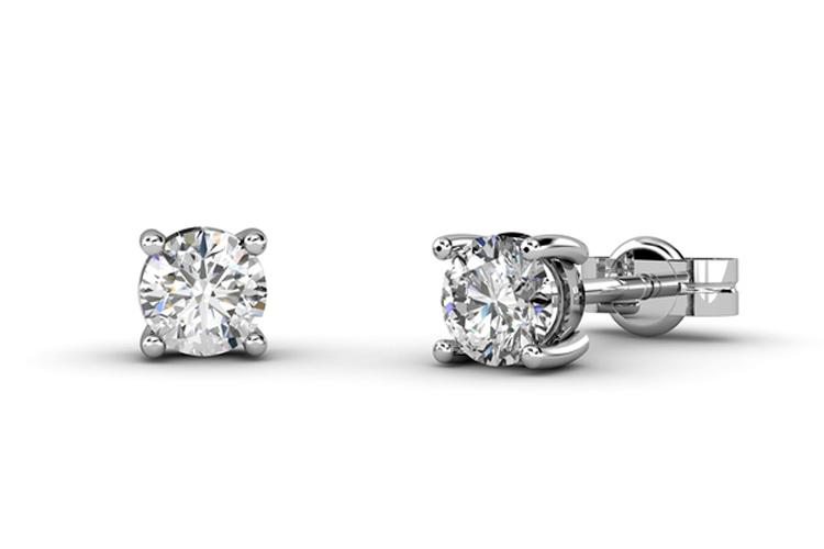 Egoo Jewels. Pendientes de diamantes