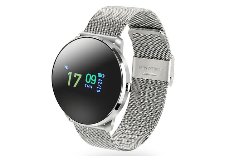 Fierro. Smartwatch plata