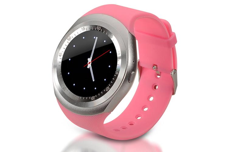Fierro. Smartwatch rosa