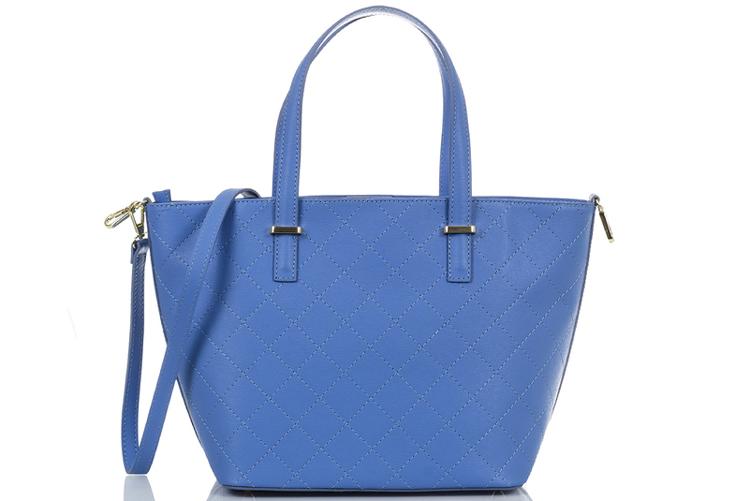Firenze Artegiani. Bolso azul