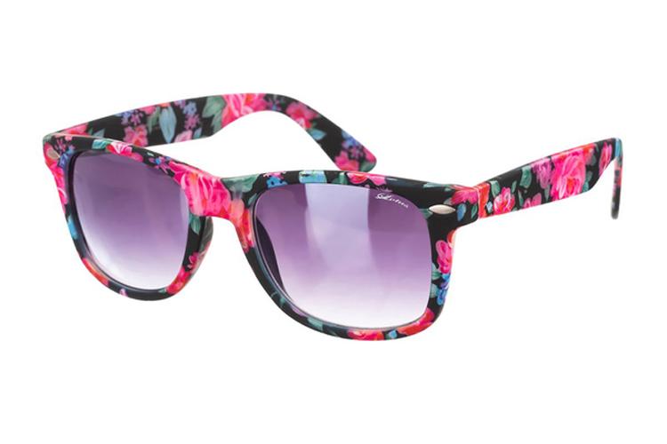 Regala gafas de sol. Gafas de sol montura de flores