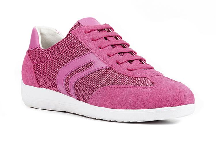 Geox. Deportiva rosa