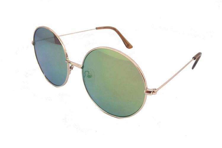 Guess. Gafas de sol de metal redondas