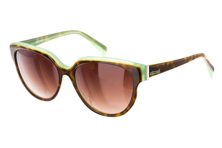 Renueva tus gafas de sol. Gafas de carey con detalle verde