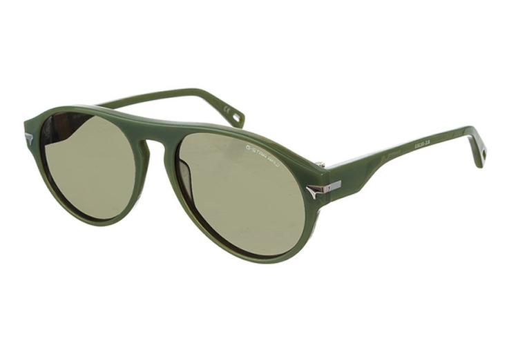 Renueva tus gafas de sol. Gafas de pasta verdes