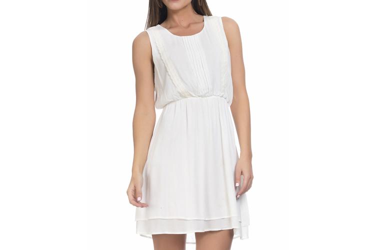 Vestidos de Tantra. Vestido blanco
