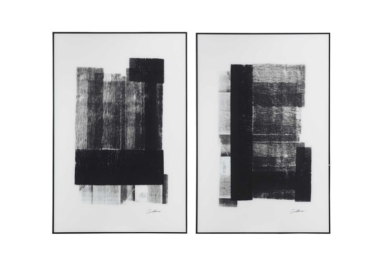 Descuentos redecora con estilo. Cuadros blanco y negro
